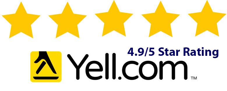 Yell.com Ratings - Direct Handyman Service London